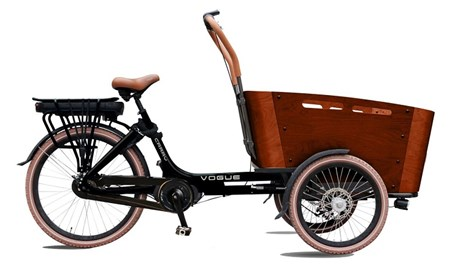 Vogue Carry Electrische bakfiets